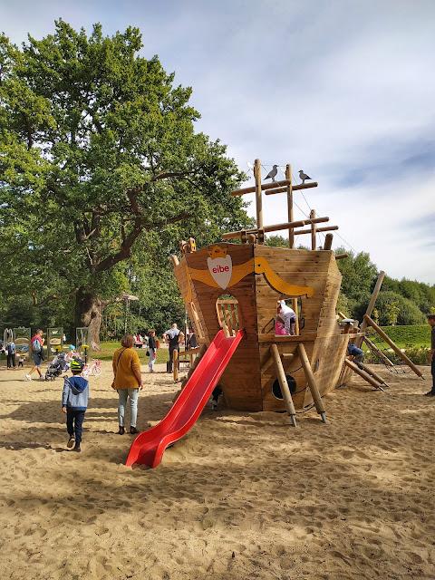 atrakcje w parku w Szczodre, Wrocław, poznajemy okolicę