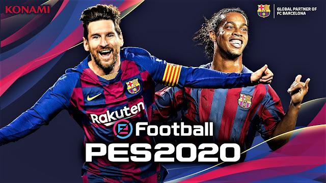 حمل الان النسخة التجريبية من اللعبة المنتظرة PES 2020