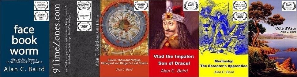 Books written by Alan C. Baird