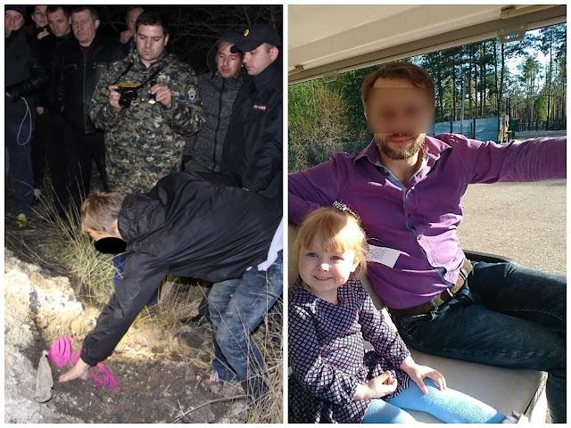 Маленькая девочка, которую искали, была найдена в лесу, спасти её было нельзя!!!
