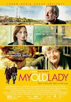 My Old Lady (2014) online y gratis