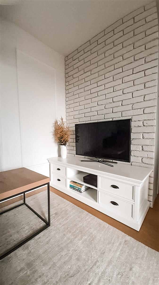 salon w szarościach klasyczny salon pokój dzienny livingroom
