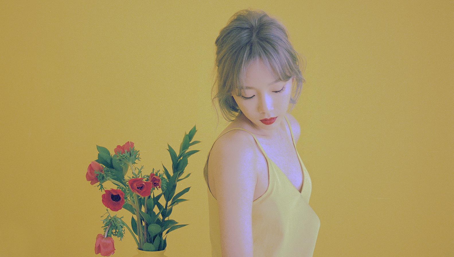 TEAM SNSD: [1ST KOREAN ALBUM] Taeyeon - My Voice / My Voice Deluxe Edition
