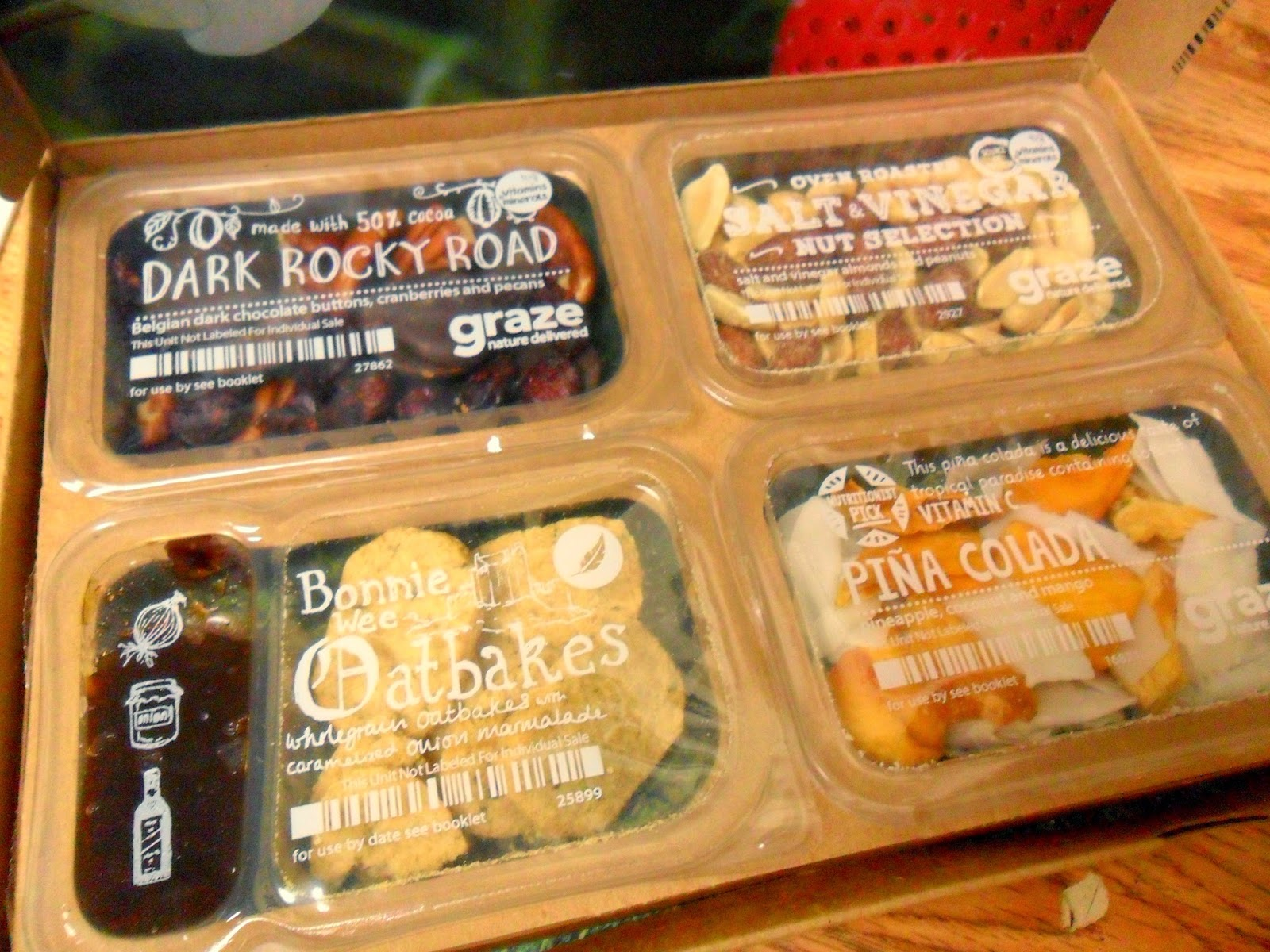 Graze Box on Hungry Gator Gal