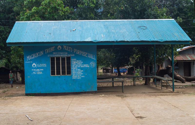 Magbukon Tribe Multi Purpose Hall