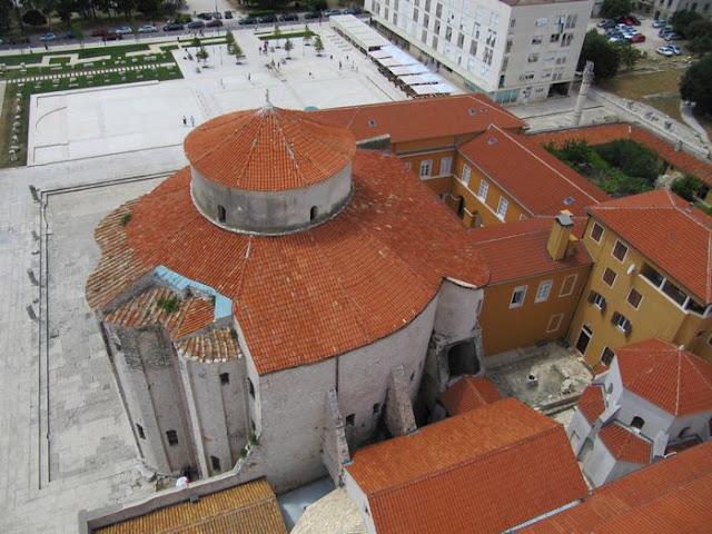 iglesia de San Donato en Zadar