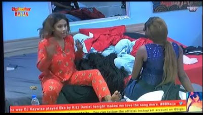 """#BBNaija: """"Mercy Is Not My Competition"""" - Gedoni Says (VIDEO)"""