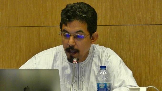 """أبي بشراي البشير : إستثناء الإتحاد الأوروبي للصحراء الغربية من مشروع إتفاق """"إنتر باص"""" مع المغرب يُعد تطوراً إيجابيًا."""
