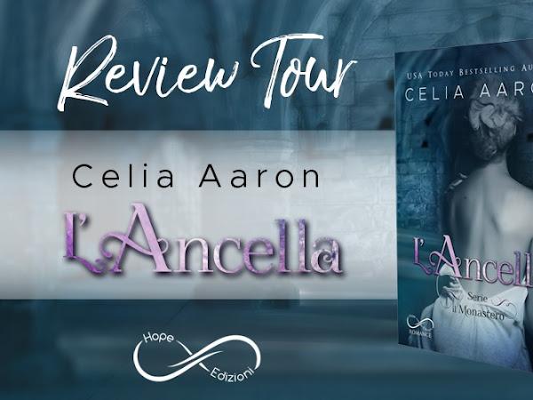 *Review Tour* L'ancella- serie Il monastero #1 di Celia Aaron [Hope edizioni]