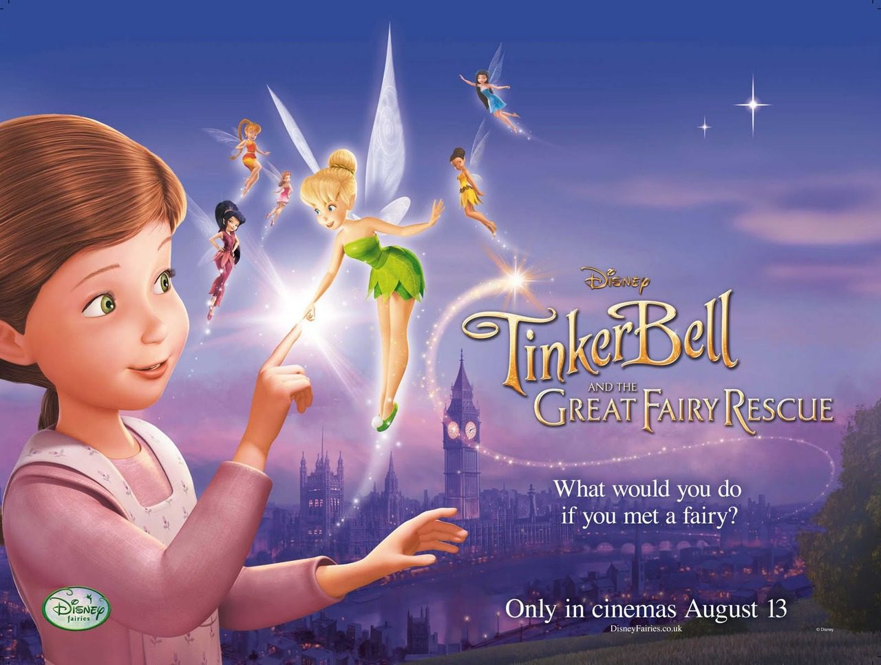 PC-Tricks: Tinkerbell Wallpapers