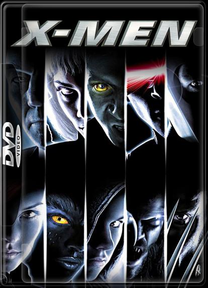 Pelicula X-Men (2000) DVD5 LATINO/INGLES Online imagen