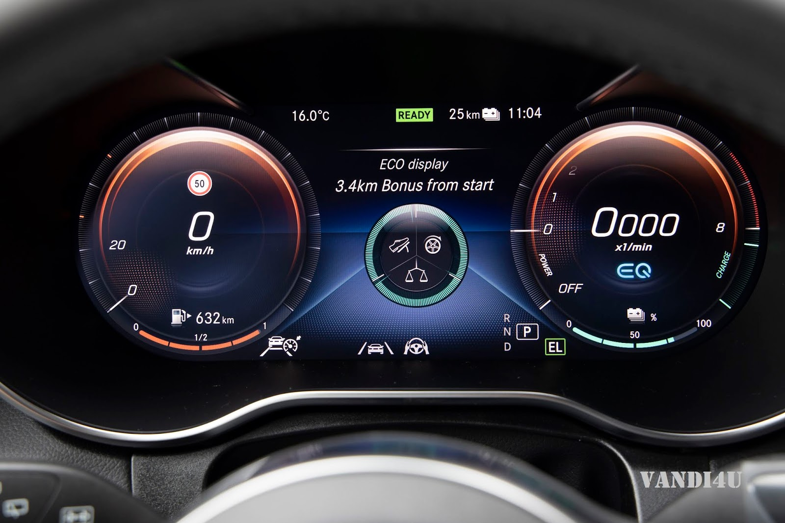 EQ Power:The Family Of Mercedes-Benz Plug-in Hybrids Is Expanding | VANDI4U