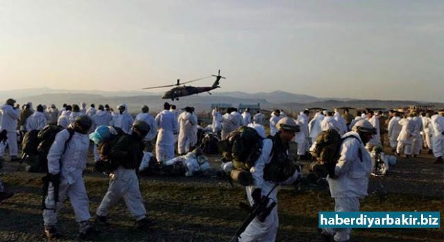 DİYARBAKIR-Diyarbakır Valiliği, Kulp, Lice, Hani ilçeleri arasında bulunan bölgede 5 Mart Pazar günü başlayıp, 20 Mart Pazartesi günü biten operasyonlarda 27 PKK'linin öldürüldüğünü, bir PKK'linin ise sağ olarak yakalandığını bildirdi.