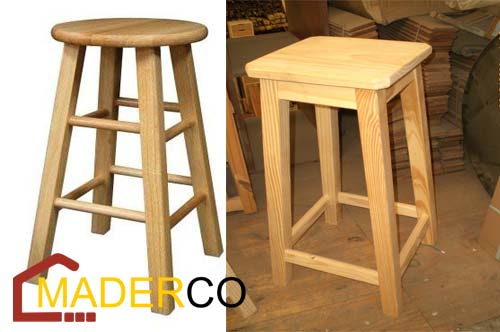 Como hacer un banco de madera sencillo en lima maderco peru - Banco de madera rustico ...