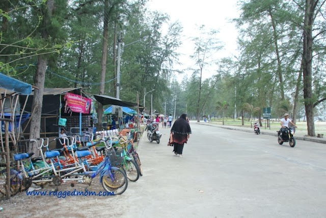 4X4 Roadtrip to Southern Thailand | Sungai Golok-Narathiwat 70km - Part 2