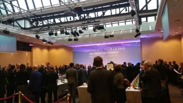 Diplomáticos en la Previa a la Conferencia