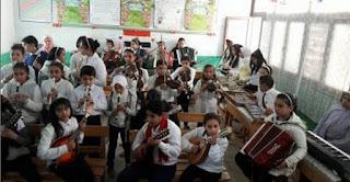 وزير التربية الوطنية  يفتح باب الغناء والعزف على الآلة في وجه جميع التلميذات والتلاميذ