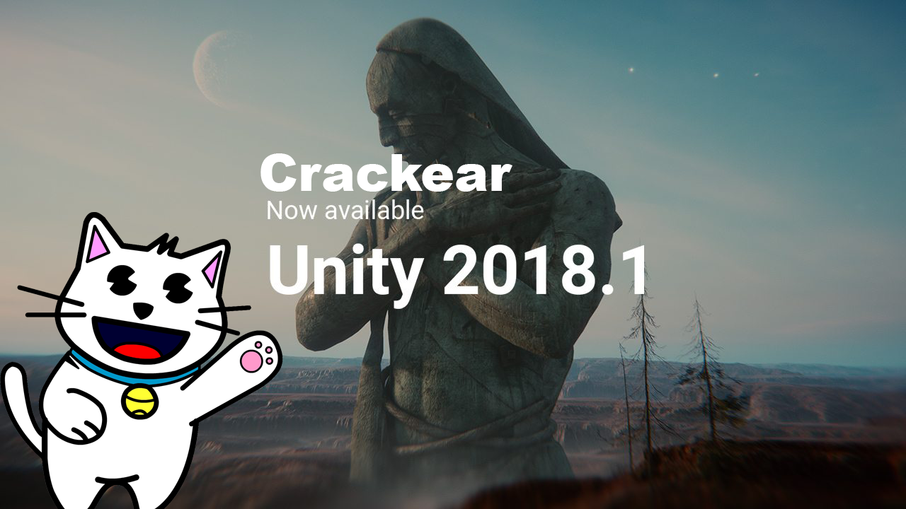 Unity Pro Patch 2018 – Parche Universal para Unity