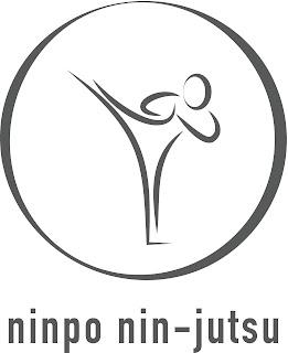 Nouveau Logo de l'Ecole de Ninpo Nin-Jutsu-Copyright Santé Holistique sàrl 2020