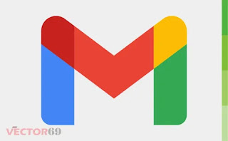 Gmail (Google Mail) New 2020 Logo - Download Vector File CDR (CorelDraw)