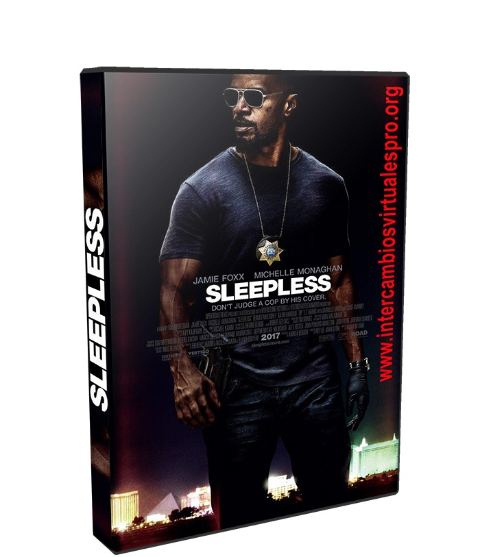 Sleepless poster box cover
