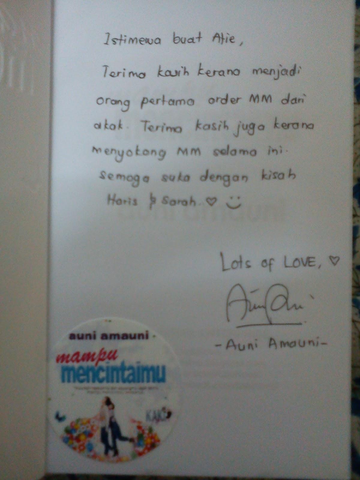Ini kisahku, isi hatiku   : May 2012
