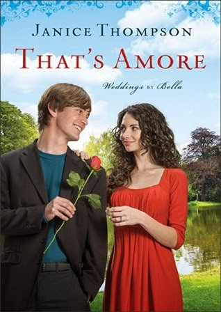 That's Amore {Janice Thompson} | #tingsmombooks #clubwed #bookbloggers
