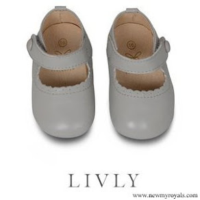 Princess Estelle wore LIVLY Shoes