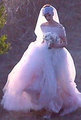 A - Vestidos de Noiva Coloridos - Inspirações