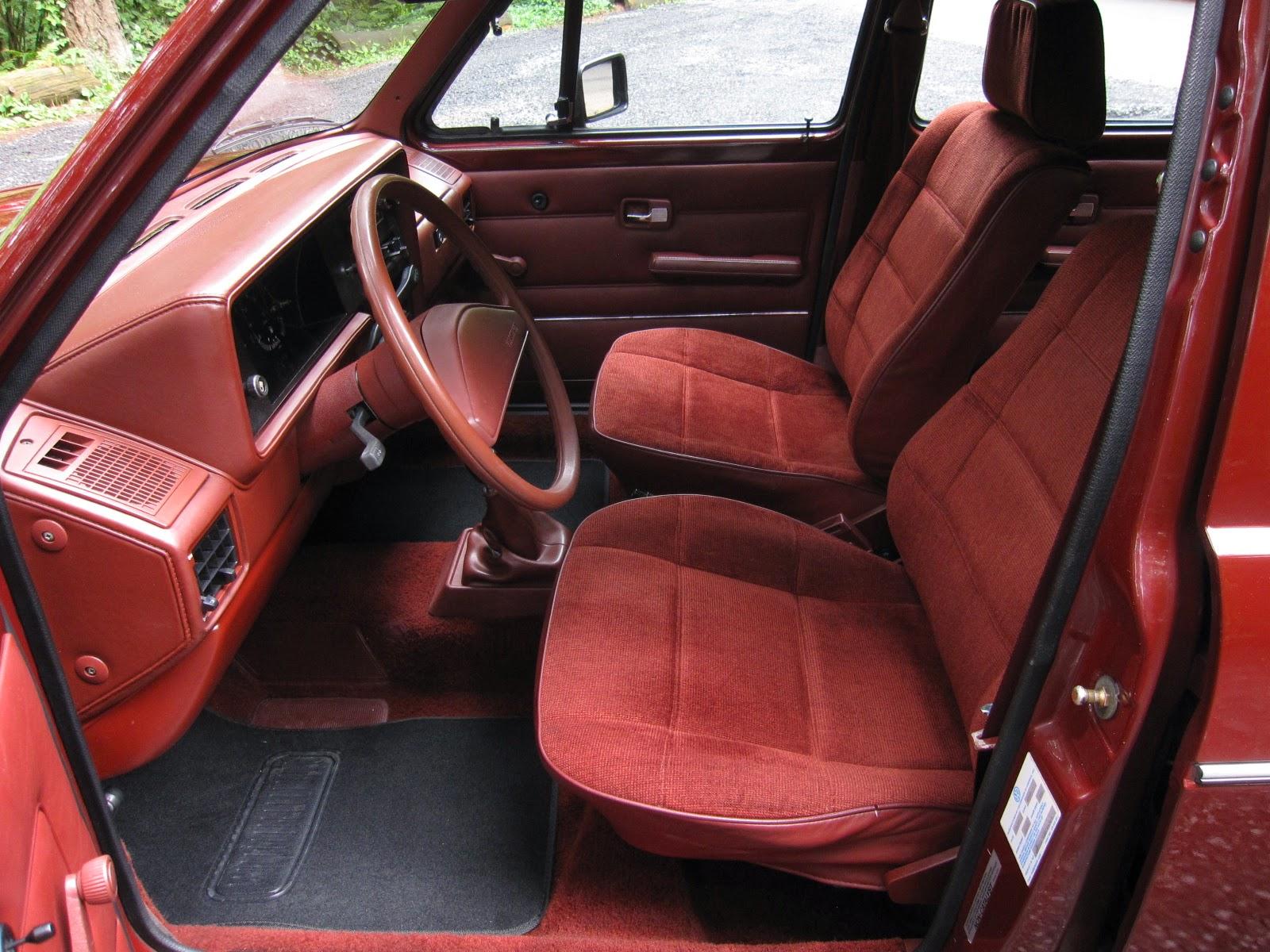 Volkswagen Rabbit Diesel Interior on 1991 Vw Golf 1 8 Engine