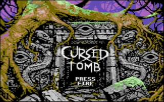 Cursed Tomb; Juego en desarrollo para Commodore 64 #Commodore Never Dies