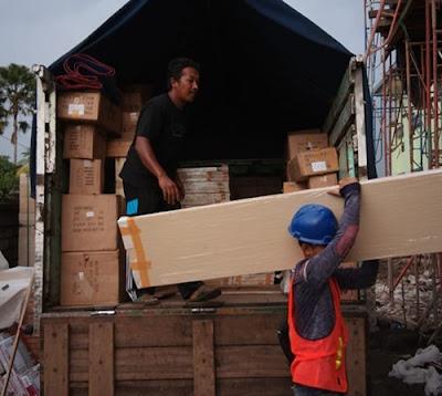 Sewa Truk Jakarta Madiun Pengiriman Barang Proyek