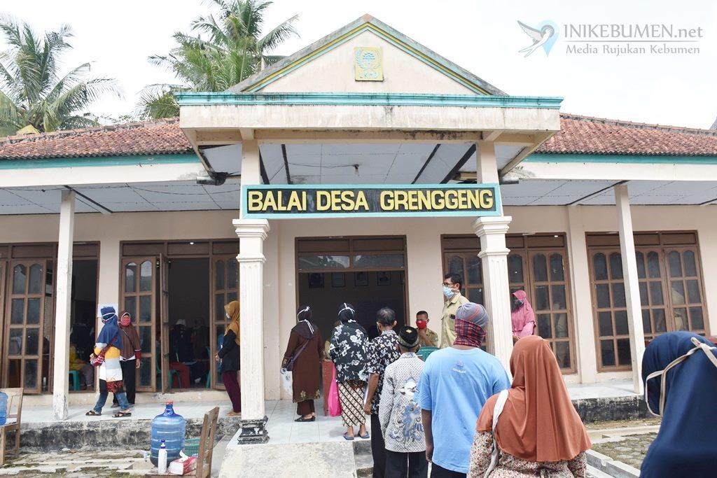 Desa Grenggeng Sanksi Rp 500 Ribu bagi ODP Kedapatan Jalan-Jalan