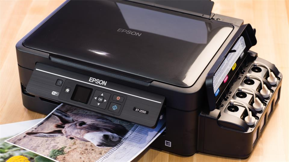 Epson Printer Error Code 0X60