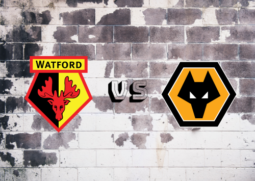 Watford vs Wolverhampton Wanderers  Resumen