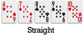 Straigh / Seri