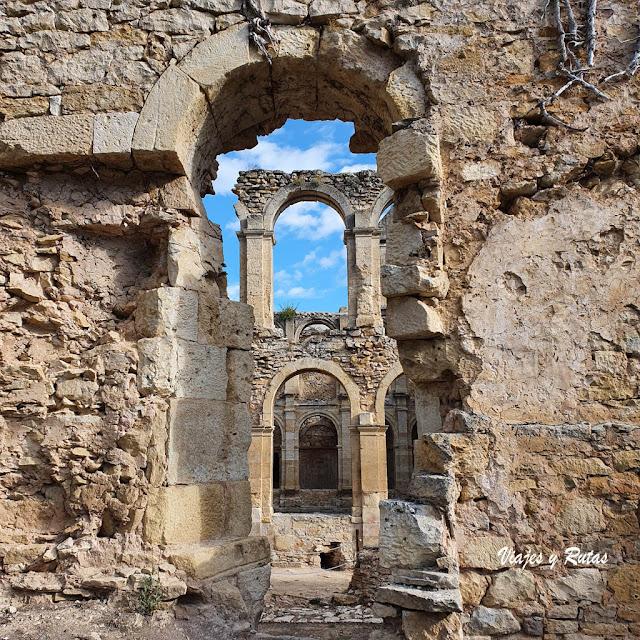 Ruinas Monasterio de Rioseco