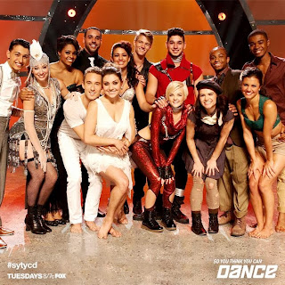 Recap/review of So You Think You Can Dance Season 10 - Top 14 Perform by freshfromthe.com