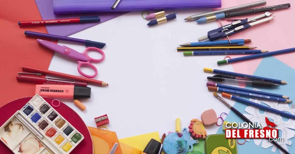 Listas de útiles escolares para Jalisco 2021-2022