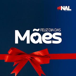 Mensagem dia das Mães do vereador Nal Fernandes as Mães de Guarabira