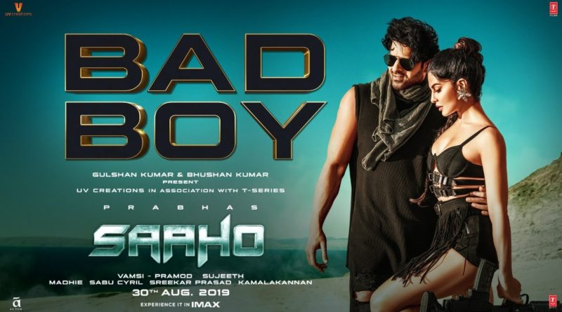 Bad Boy Lyrics, Badshah