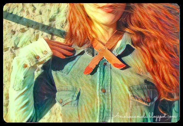 pomysł,inspiracja,skórzany pasek,blog,belt,leather,skóra,recycling,upcycling,remade,lady tie,