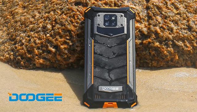 سعر دوجي اس 88 بلس - مواصفات، مميزات، عيوب Doogee S88 Plus