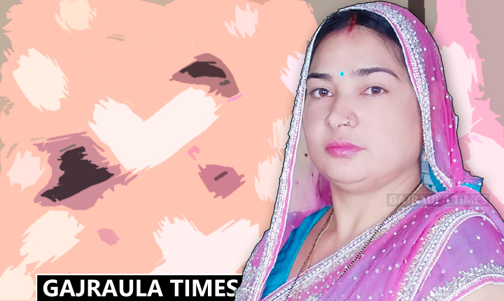 sarita chaudhary gajraula