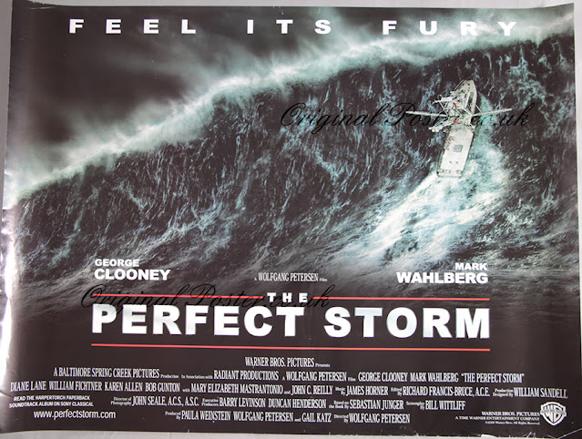 The Perfect Storm poster