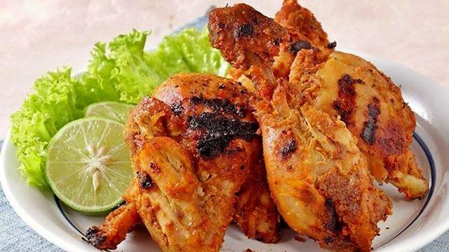Resep Praktis Ayam Goreng Bumbu Kuning