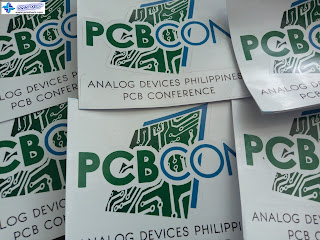 Die-Cut Vinyl Stickers for Analog Devices Philippines