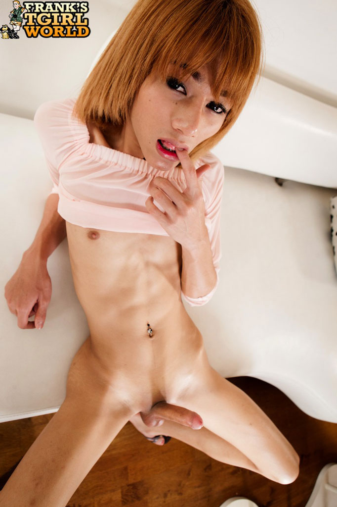 Pretty Teen Ladyboy