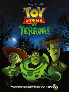 Toy Story of Terror Poster