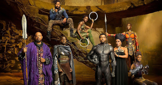Review Film Black Panther : WAKANDA FOREVER!